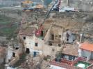 El Ayuntamiento termina unas obras de emergencia de acusada dificultad técnica