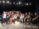 La Escuela de Música llena el teatro Capitol con su representación 'Piratas del Jalón'