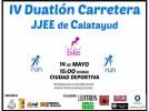 Calatayud acoge el IV Duatlón Carretera de Juegos Escolares