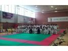 200 aficionados al Jiu-Jitsu participan este sábado en una master class en Calatayud