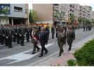 114 civiles han jurado o prometido ante la bandera este domingo en Calatayud