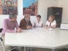 Usuarios del taller ocupacional de Rey Ardid realizarán trabajos para el Ayuntamiento