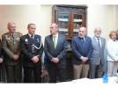 Entrega de reconocimientos a la Policía Local el día del patrón de Calatayud, San Íñigo