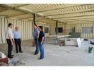 Avanza la instalación de la empresa Hygiene Care Company en Calatayud