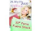 La Feria Fuera Stock vuelve este fin de semana a San Benito