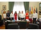 Firmado el convenio para la implantación de la empresa Jacobi en Calatayud