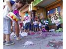 Un San Roque para niños en la Ludoteca Municipal