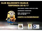 La Escuela de Baloncesto del CB Bílbilis abre el plazo de inscripción para la temporada 2016/17