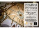Visitas guiadas para descubrir la restauración de la sacristía de la colegiata de Santa María
