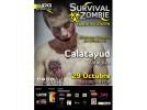 Calatayud será testigo de una invasión zombie