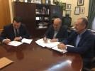 Firmado el contrato para la redacción de un plan de reestructuración de la movilidad