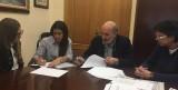 El Ayuntamiento entrega una subvención a la Asociación 'El Juglar'