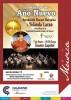 La Agrupación Pascual Marquina y Yolanda Larpa ofrecen el concierto de Año Nuevo