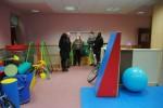El alcalde y el concejal de Educación visitan el Centro de Educación Especial