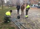 Finaliza la renovación del parque Fernando El Católico