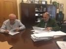 El Ayuntamiento revalida su compromiso con la A.D. Peña La Unión