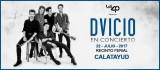 Vigilia para el concierto de DVicio en Calatayud