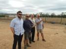 Concluyen las excavaciones en los yacimientos de Bílbilis y Valdeherrera