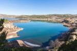 El alcalde muestra su preocupación a la CHE sobre la escasez de agua en La Tranquera
