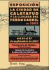 Una exposición sobre la llegada del ferrocarril a Calatayud se inaugura este sábado