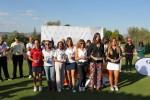 Augusta Golf Calatayud celebró este sábado el Campeonato Femenino de Aragón