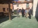 Mejora del pavimento en dos calles de Huérmeda con inversión de Diputación Provincial