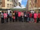 La AECC de Calatayud conmemora el Día Mundial Contra el Cáncer de Mama