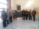 El Museo de Calatayud recibe la donación de dos obras de artistas bilbilitanos