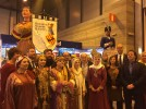 Las Alfonsadas protagonizan el acto central del Día de Aragón en FITUR