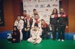 Los bilbilitanos se hacen con el oro en el Campeonato de España de Jiu Jitsu