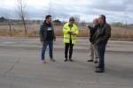 El Ayuntamiento realiza mejoras en la pista de prácticas de conducción