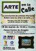 Los artistas bilbilitanos sacan más de 100 obras a la calle este domingo