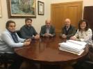 El alcalde y el concejal de Turismo avanzan en el programa 'Háblame del Sefard'