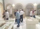 La exposición 'Obras literarias, pictóricas y escultóricas', abierta hasta el 3 de junio en el Museo