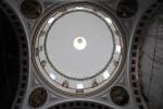 Concluye la rehabilitación de la cúpula de la colegiata de Santa María 'la Mayor'