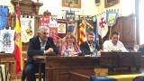 José Luis Maluenda y Fernando Romay, presentados como caballeros de honor de las Alfonsadas 2018