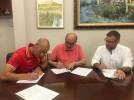 La A.D. Jalón y el Club de Actividades Acuáticas reciben ayudas municipales