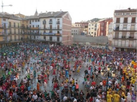 Fiestas Plaza Calatayud