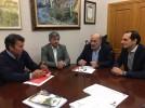 La firma italiana Elmeg presenta su plan de negocio para implantarse en Calatayud