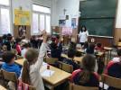 La concejal de Participación Ciudadana ofrece una charla en el Colegio Santa Ana