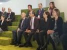 El concejal de Industria asiste a la inauguración de incubadora de alta tecnología en Barcelona
