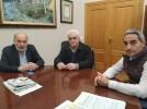 Concluye la ampliación de la red eléctrica en la zona industrial Cuadras de Esteras