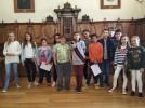El Consejo de Infancia presenta la campaña Caminos Escolares Seguros