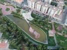 Licitada la cesión de uso del quiosco del parque de la Serna