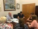 El Ayuntamiento y la cofradía de San Roque ultiman los actos festivos