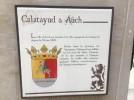 Calatayud y Auch conmemoran el X aniversario de su hermanamiento