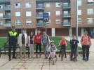 Puesta en marcha de los Caminos Escolares Seguros en la Semana Europea de la Movilidad