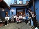 Un grupo de judeoespañoles visitan Calatayud interesados por el pasado judío bilbilitano