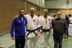 Exámenes paso de grado Cinturón Negro en el Jiu Jitsu Calatayud