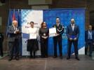 Calatayud recibe el Premio Nacional de Agente Tutor con el proyecto 'Caminos Escolares Seguros'
